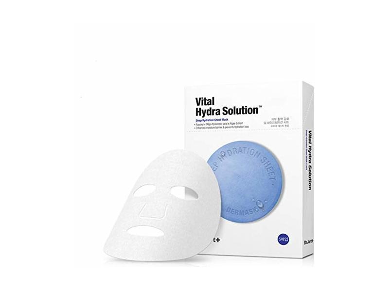 Dr. Jart Vital Hydra Solution Deep Hydration Sheet Mask, 1 ct