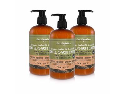 Urban Hydration Jamaican Castor Oil Co-Wash and Conditioner, 16.9 fl oz - Image 3