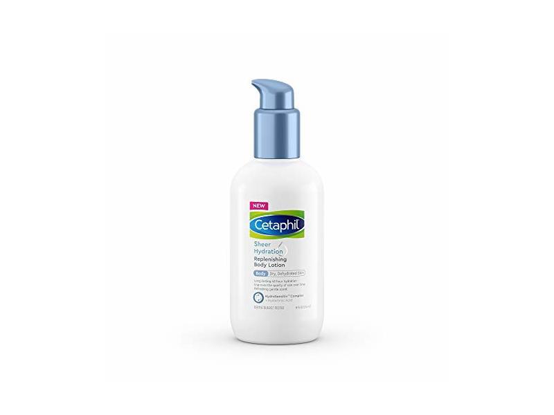 Cetaphil Sheer Hydration Replenishing Body Lotion, 8 fl oz/236 mL