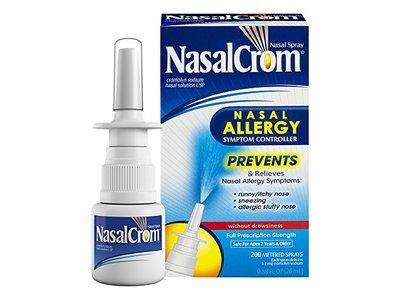 NasalCrom Nasal Allergy Symptom Controller, 0.88 fl oz