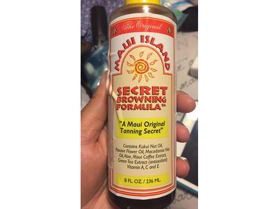 Maui Island Secret Browning Formula, 8 oz. - Image 3