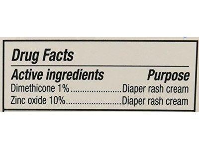 Bayer A&D Zinc Oxide Diaper Cream, 4 OZ (113 g) - Image 5