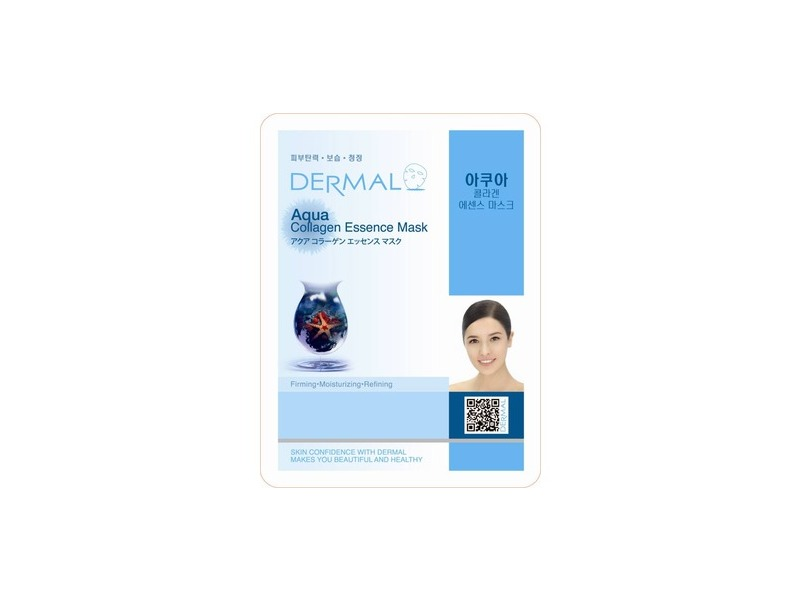 Dermal Aqua Collagen Essence Mask, 1 count