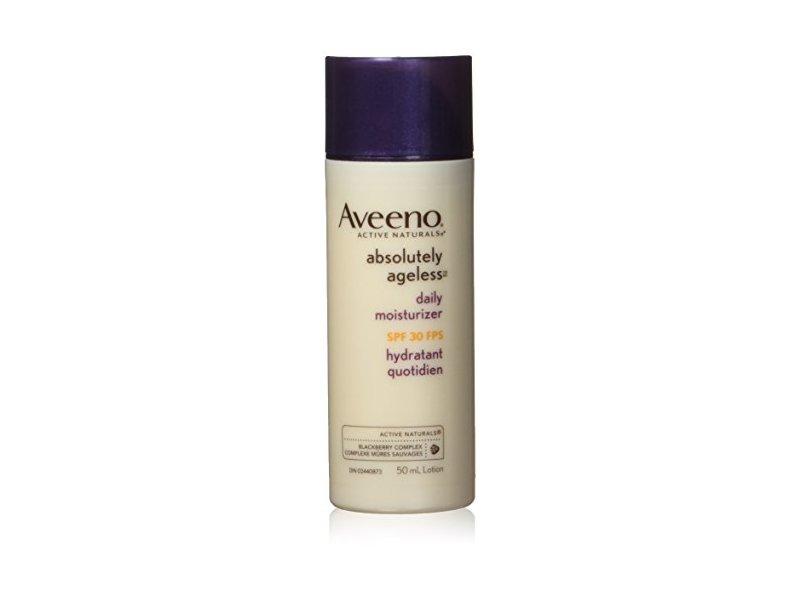 Aveeno Absolutely Ageless Daily Moisturizer, SPF 30, 50 ml