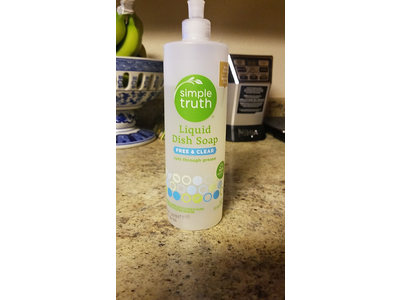 Simple Truth Liquid Dish Soap Free & Clear - Image 1