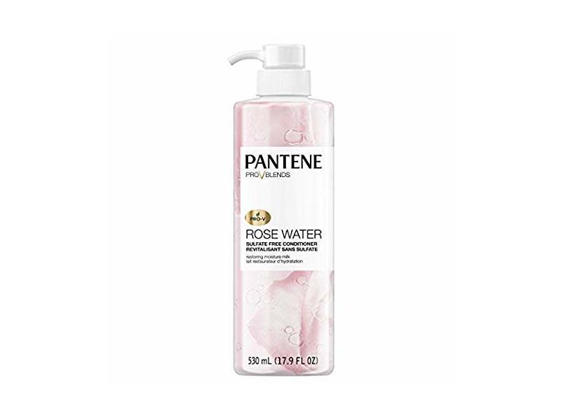 Pantene Pro-V Blends Rose Water Conditioner, 17.9 fl oz (Pack of 2)