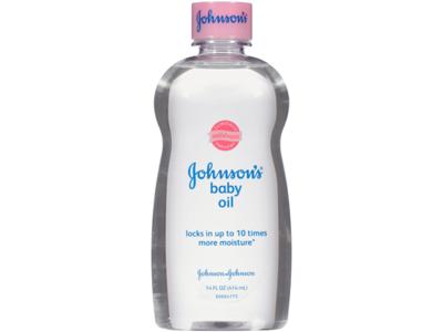Johnson's Baby Oil, Johnson & Johnson - Image 1