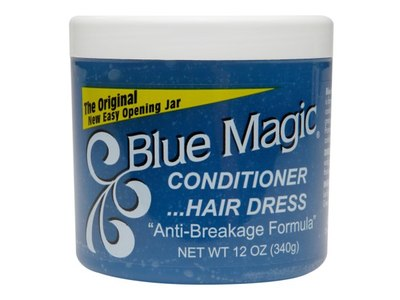 Blue Magic Conditioner Hair Dress, 12 oz - Image 1