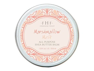 FarmHouse Fresh Marshmallow Melt All-Purpose Shea Butter Balm 1.25 Oz