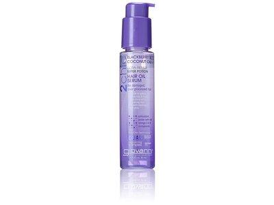 Giovanni 2chic Ultra Repair Super Potion Hair oil Serum, Blackberry & Coconut Milk, 2.75 oz