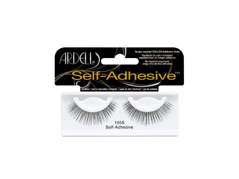 Ardell Self Adhesive Lashes 105s 1 Pair Adhesive Only