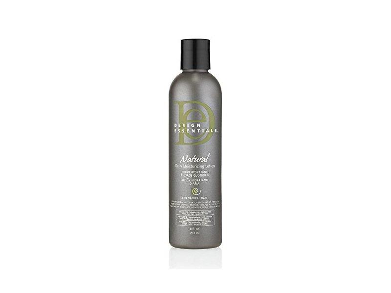 Design Essentials Natural Daily Hair Moisturizing Lotion, 8oz.