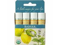 Badger Classic Organic Unscented Lip Balm - Image 2