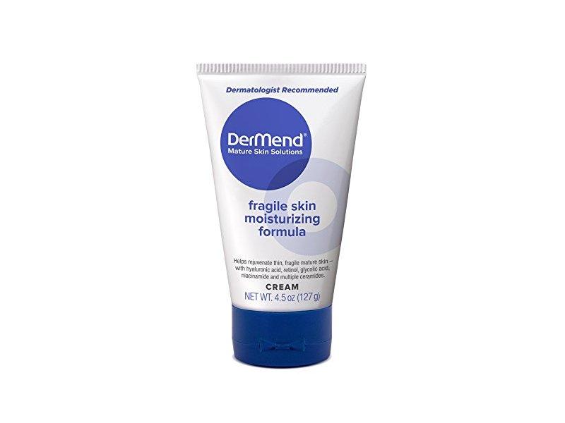 DerMend Fragile Skin Moisturizing Formula Cream, 4.5 oz