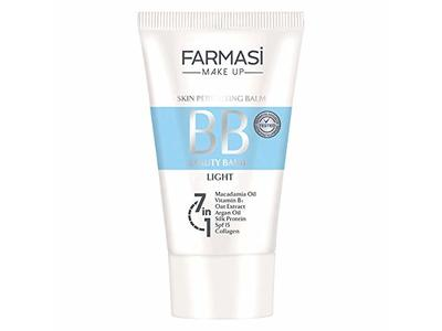 Farmasi Make-Up Bb Cream, Light, 50 Ml