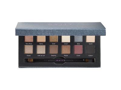 Mally Beauty Nude Attitude Eyeshadow Palette, 0.4 oz