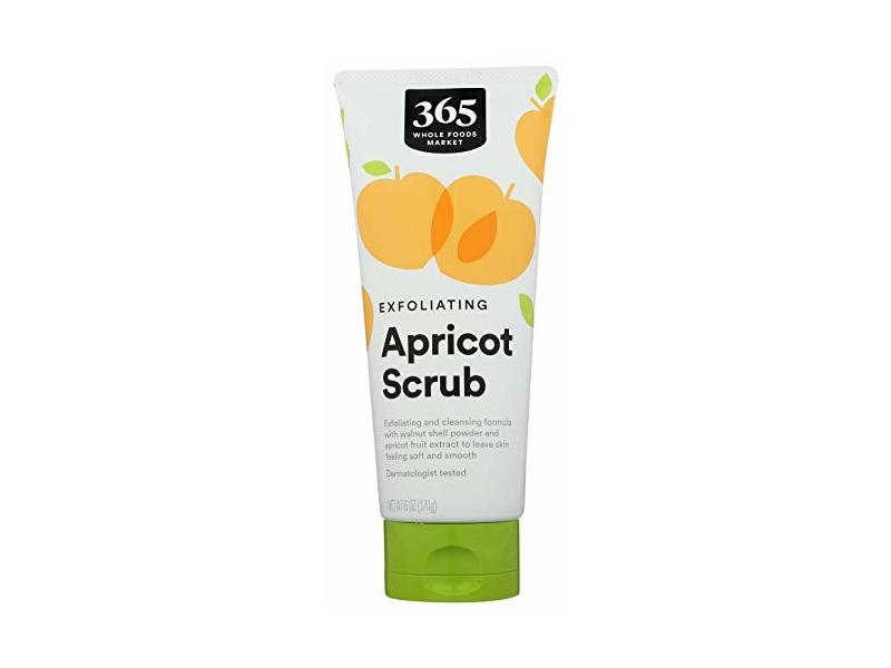 365 Whole Foods Market Exfoliating Apricot Scrub
