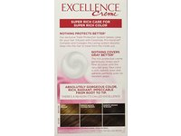 L'Oreal Excellence Creme, 4A Dark Ash Brown - Image 4