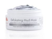 Tree Hut Skincare Exfoliating Mud Mask, Detoxifying Charcoal, 0.7 oz - Image 2