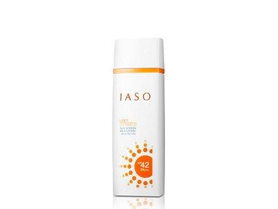 IASO UV Shield Sun Screen Milk Lotion, SPF42 PA++