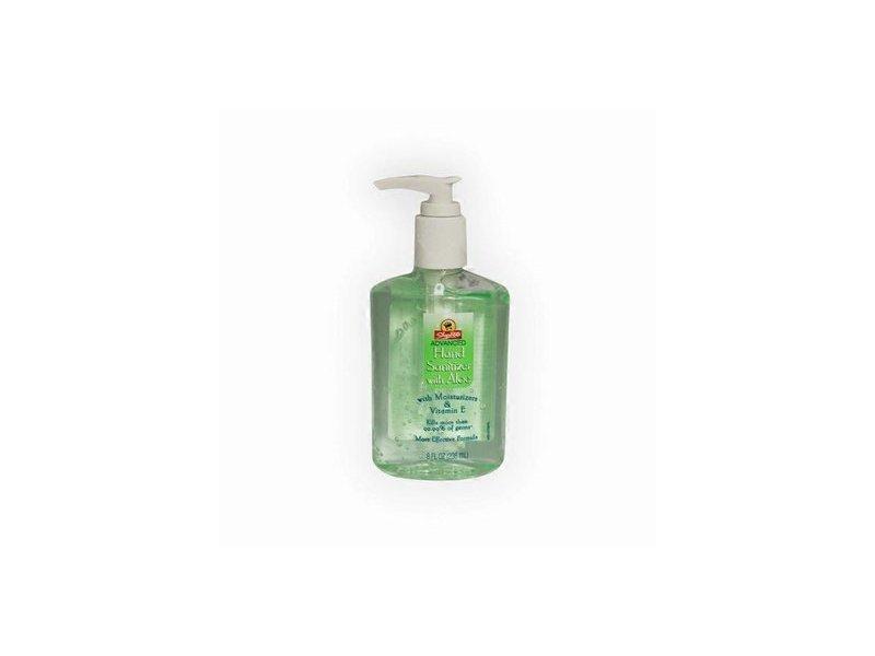 ShopRite Advanced Hand Sanitizer with Aloe, 8 fl oz