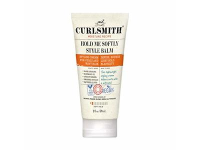 Curlsmith Hold Me Softly Style Balm, 2 fl oz/59 mL