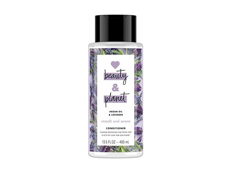 Love Beauty and Planet Conditioner, Argan Oil and Lavender, 13.5 fl oz/400 mL