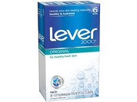 Lever 2000 Soap Bar, Original, 4 oz (Pack of 6) - Image 2