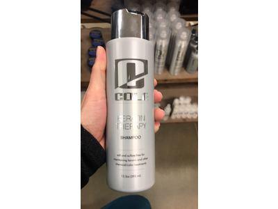 Cole Keratin Therapy Shampoo, 13.3 oz