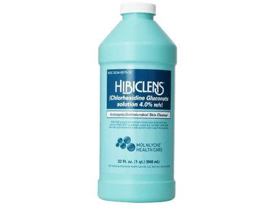 Hibiclens Antiseptic/Antimicrobial Skin Cleanser, 32 Fluid Ounce
