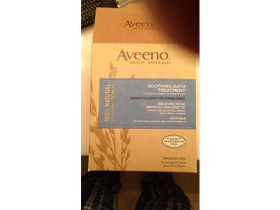 Aveeno Soothing Bath Treatment Fragrance Free - Image 10