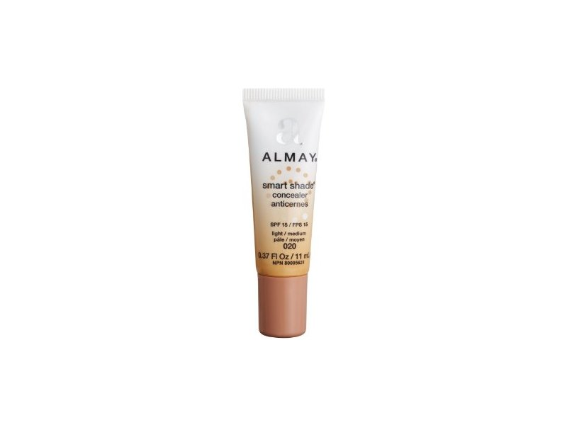 Almay Smart Shade Concealer, Light/Medium, 0.37 ounce
