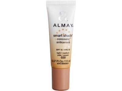 Almay Smart Shade Concealer, Light/Medium, 0.37 ounce - Image 1