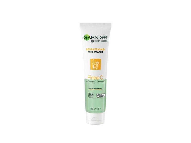 Garnier Pinea-C Brightening Gel Washable Cleanser, 4.4 fl oz