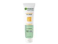Garnier Pinea-C Brightening Gel Washable Cleanser, 4.4 fl oz - Image 2
