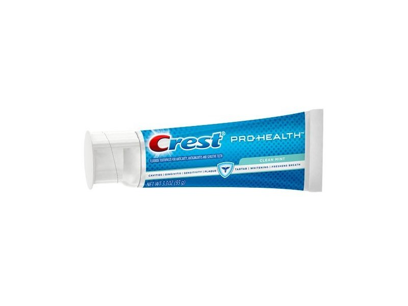 Crest Pro Health Toothpaste, Clean Mint, 3.3 oz