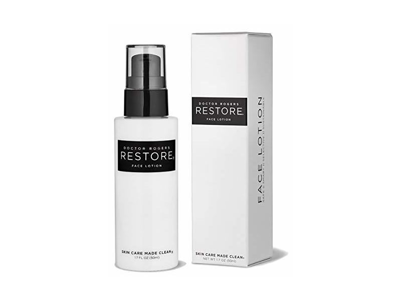 Doctor Rogers Restore Face Lotion, 1 fl oz/50 ml