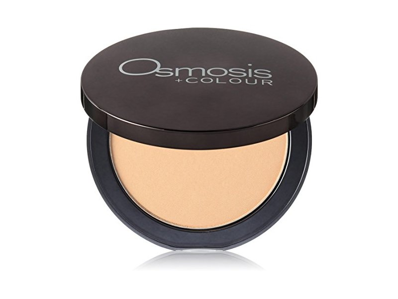 Osmosis Pressed Base Foundation, Natural Medium, 0.3386 oz