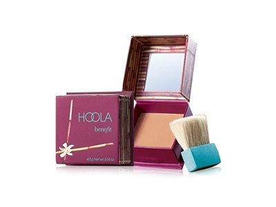 Benefit Cosmetics Hoola Matte Bronzer, Travel Mini (.14 oz)
