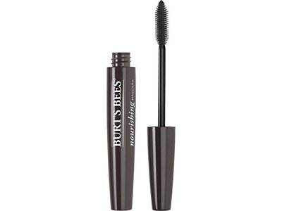 Burt's Bees Nourishing Mascara, Black Brown 1310, 0.4 oz