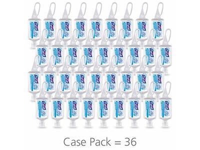 PURELL Advanced Hand Sanitizer Gel, Refreshing Fragrance, 1 fl oz (Pack of 36) - Image 1