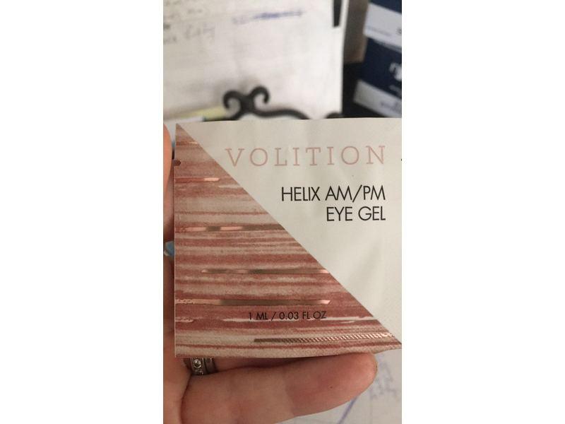 Volition Helix AM/PM Eye Gel, 0.03 fl oz