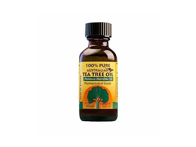 100% Pure Australian Tea Tree Oil, 1 fl oz