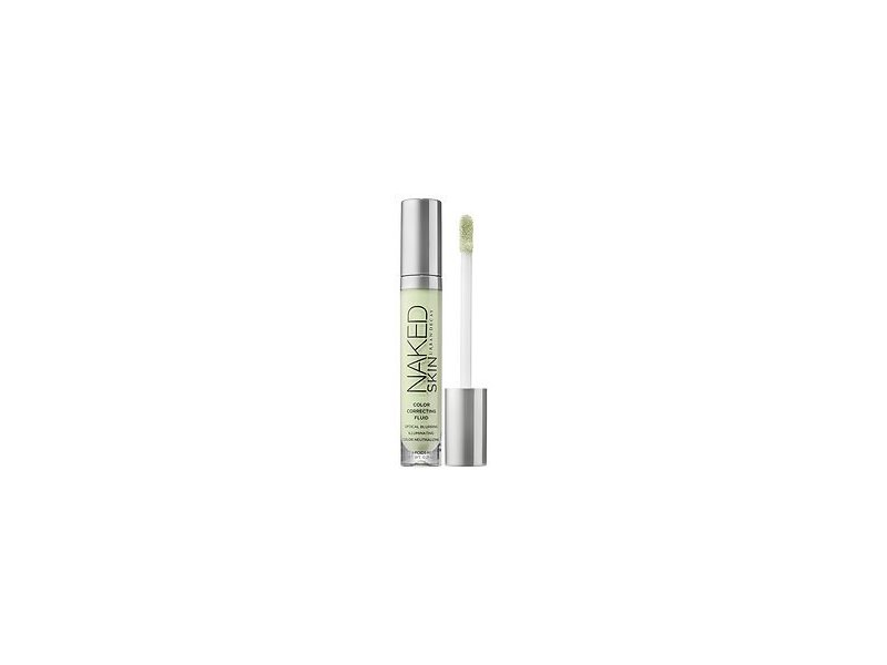 Urban Decay Naked Skin Color Correcting Fluid, Green, 0.21 oz