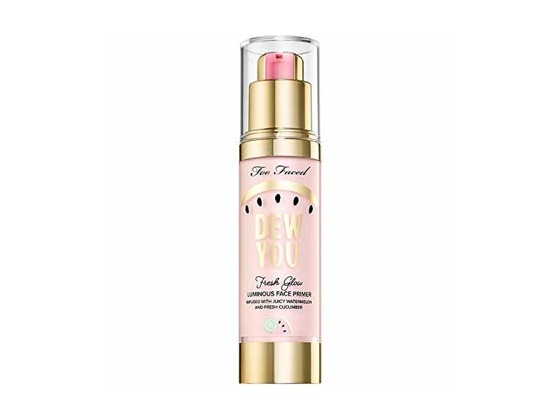 Too Faced Dew You Fresh Glow Luminous Face Primer, Radiant Pearl
