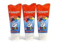 Colgate KIDS Mild Bubble Fruit Flavor Toothpaste Fluoride Cavity & Enamel Protection, 3.5 oz - Image 2