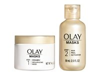 Olay Vitamin C Mask + AHA Resurfacing Peel - Image 2