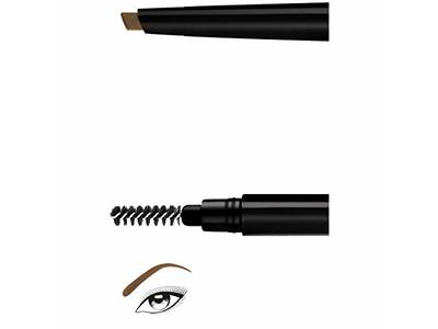 L'Oréal Paris Makeup Brow Stylist Shape & Fill Mechanical Eye Brow Makeup Pencil, Dark Blonde, 0.008 oz. - Image 11