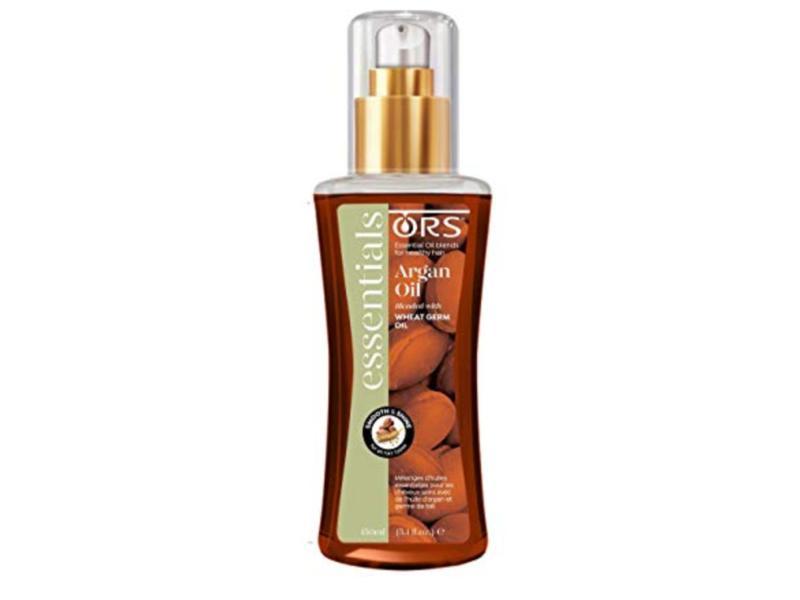 ORS Black Olive Oil Argan Oil Smooth & Shine, 3.04 fl oz