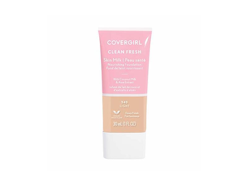 Covergirl Clean Fresh Skin Milkm Light, 1 Fl Oz